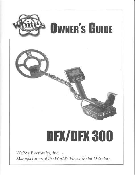 Book] Whites Dfx Spectrum E Series Manual - wp.cz.ead.faveni.edu.br