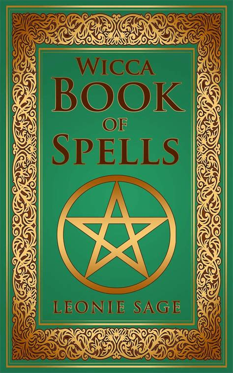 Wicca Book Of Spells A Book Of Shadows For Wiccans Witches
