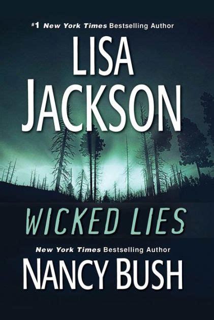 Wicked Lies By Nancy Bush - Wicked Lies Livre De Lisa