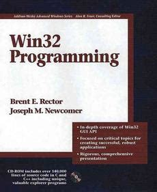 Win32 Programming Author Brent E Rector Jan1997