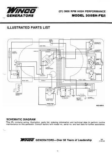 Winco Generator Wiring Diagram (ePUB/PDF) Free