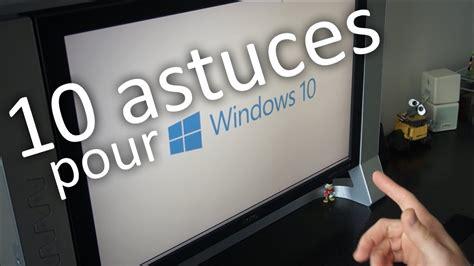 Windows Astuces