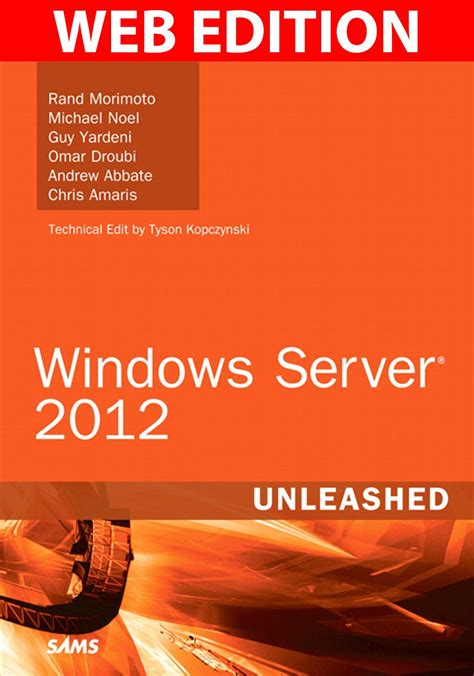 Windows Server 2016 Unleashed Includes Content Update Program