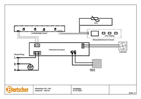 Wine Cooler Wiring Diagram - Wiring Schematics on