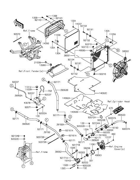 Wire Diagram 2008 Kawasaki Teryx (ePUB/PDF) Free