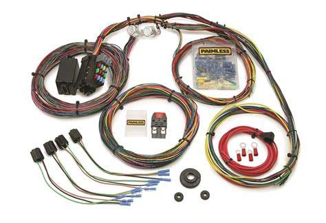 s steering column wiring diagram images wire harness installation instructions painless wiring