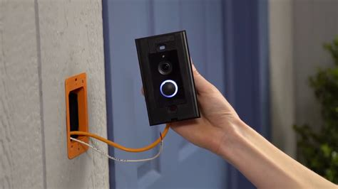 bell entry phone wiring diagram images furthermore doorbell phone wiring diagram wired door bell system installation