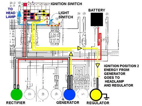 wiring diagram 1980 yamaha dt125