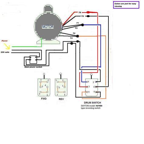 Wiring Diagram 220 Volt Forward Reverse (ePUB/PDF)Kalimero.sk