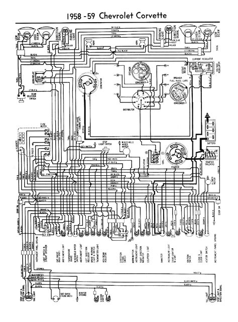 wiring diagram for 1959 chevy delivery truck