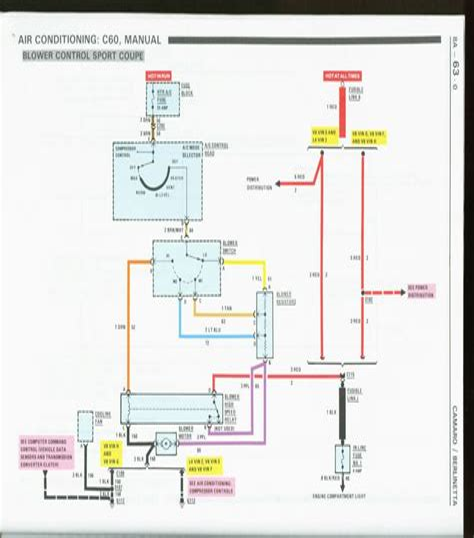 wiring diagram for 1984 camaro z28