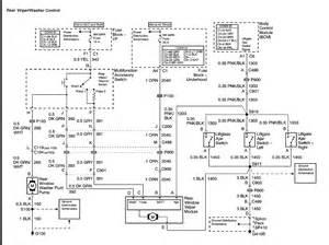 wiring diagram for 2004 suburban dash