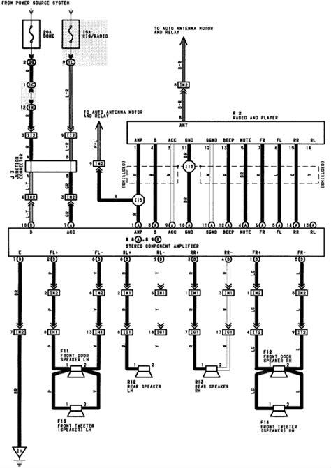 wiring diagram for 96 toyota 4runner