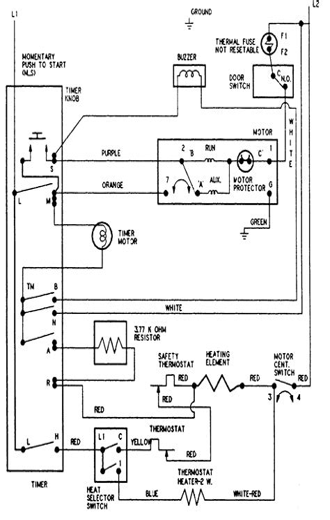 Wiring Diagram For Admiral Dryer (ePUB/PDF) Free
