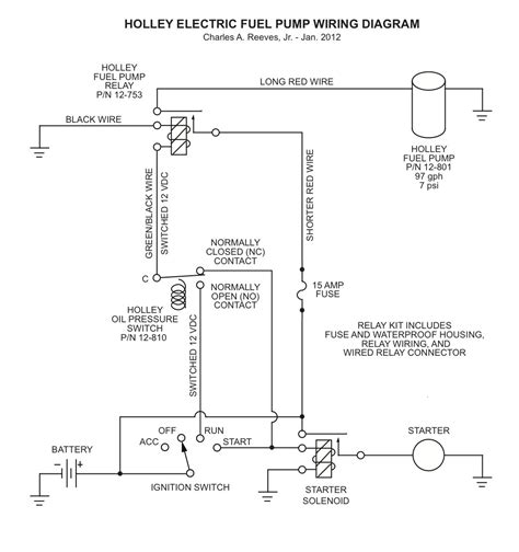 Wiring Diagram Fuel Pump On 4 3lx Mercruiser (ePUB/PDF) Free