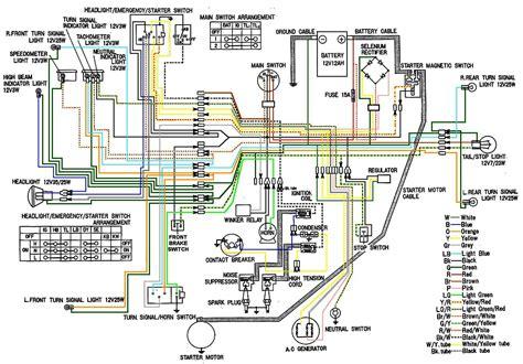 Wiring Diagram Honda K 5 Z50 (ePUB/PDF) Free