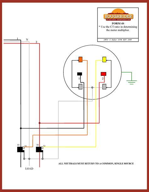 Wiring Electric Meter Form Diagrams (ePUB/PDF) Free