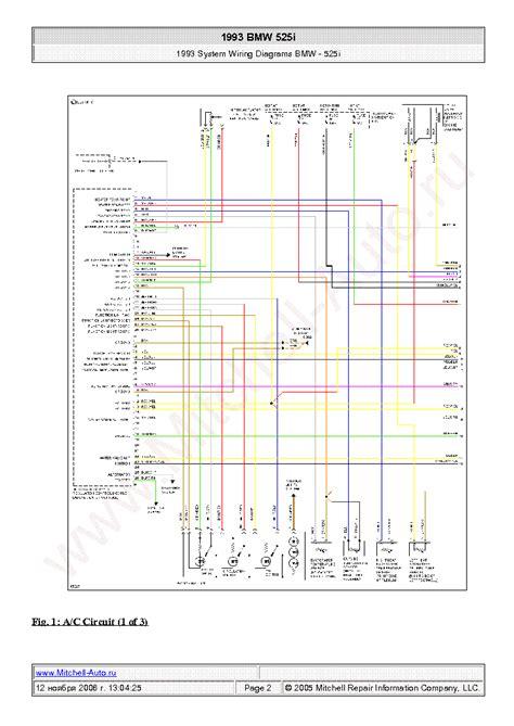 Wiring Manual 525i (ePUB/PDF) Free