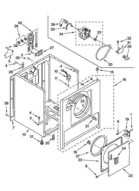 Wiring Roper Diagram Dryer Rgd4100sqo (ePUB/PDF)