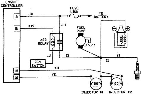 wiring schematic 98 dodge 1500