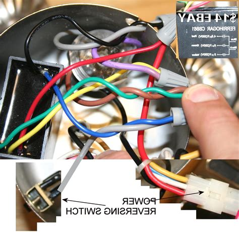 wiring ceiling fan to switch diagram wiring image how to wire a hunter ceiling fan switch images on wiring ceiling fan to switch diagram