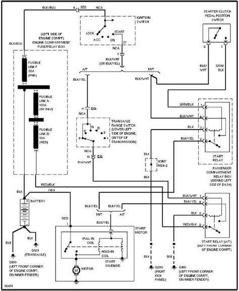 hyundai accent wiring diagram pdf hyundai image 1995 hyundai accent stereo wiring diagram images on hyundai accent wiring diagram pdf