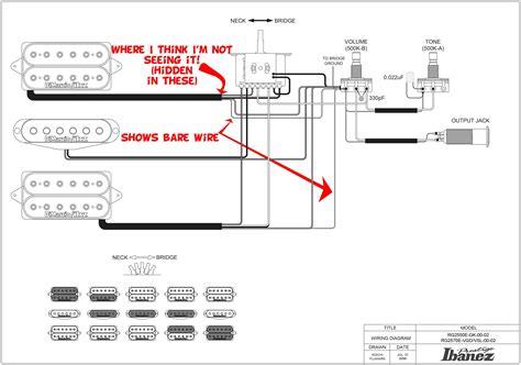 ibanez pickup wiring diagram ibanez guitar wiring diagrams ... on