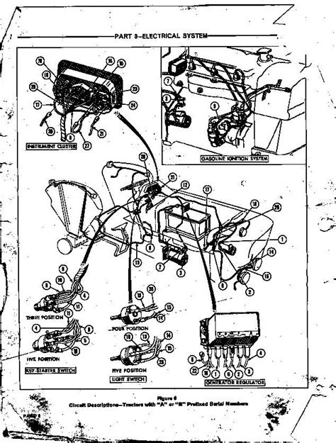 wiring diagram ford tractor ford diesel tractor 1964 ford 4000 tractor wiring diagram images