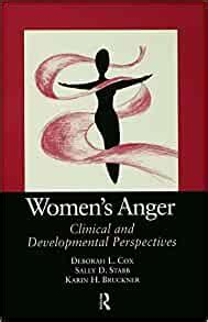 Womens Anger Clinical And Developmental Perspectives