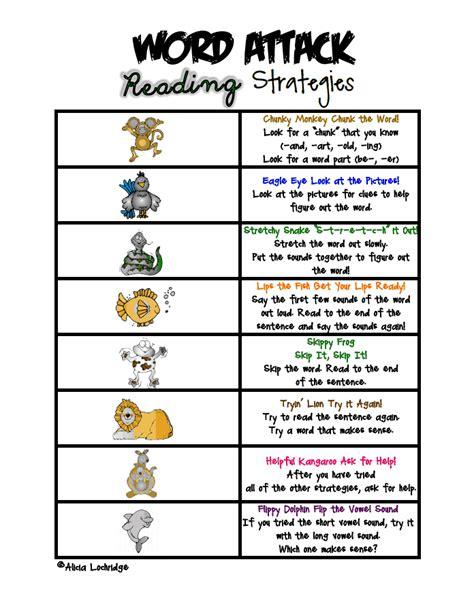 Word Attack Skills Lessons | Pdf/ePub Library