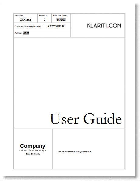 User Manual Template from ts1.mm.bing.net