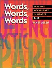 Super Words Words Words Allen Janet Epub Pdf Wiring Cloud Hisonuggs Outletorg