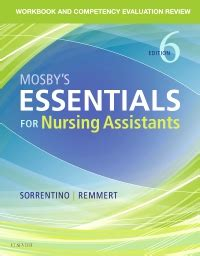 Workbook Being A Nursing Assistant 6th Edition