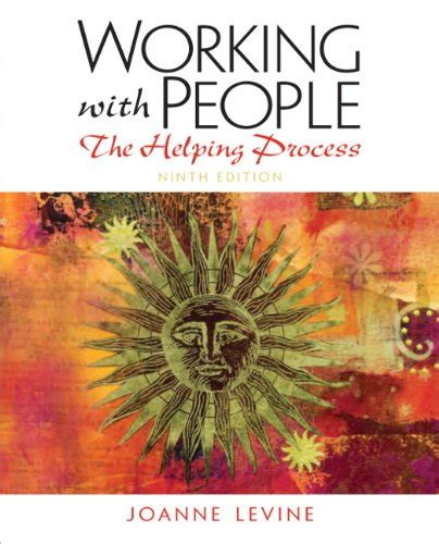 Working With People The Helping Process 9th Edition