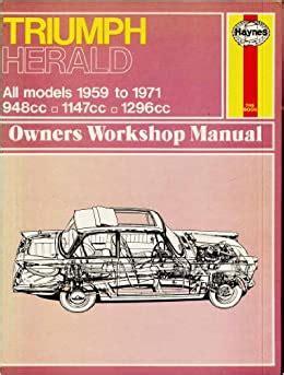 Workshop Manual Herald (ePUB/PDF) Free