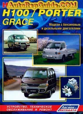 Workshop Manual Hyundai H100 (ePUB/PDF)