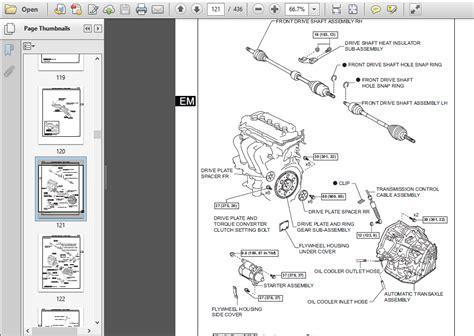 Workshop Repair Parts Manual Catalog 1nz Fe Engine (ePUB/PDF) Free