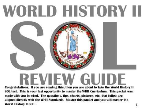 World History 2 Sol Review Answers 2008 (ePUB/PDF) Free