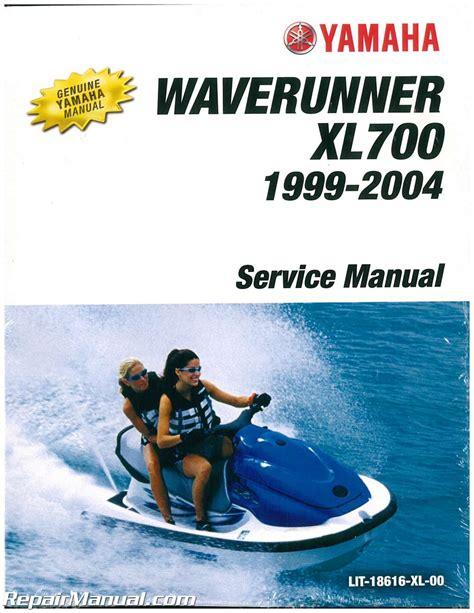 Xl700 Waverunner Repair Manual (ePUB/PDF) Free