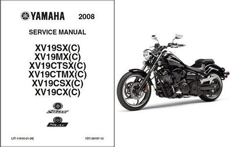 Xv1900 Raider Manual (ePUB/PDF) Free