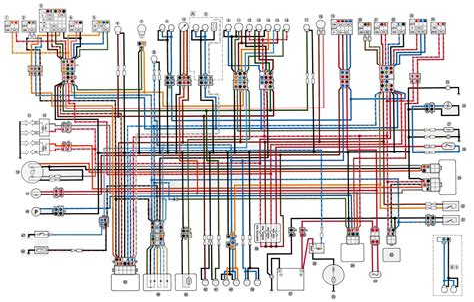 Fzr Wiring Diagram - Catalogue of Schemas on