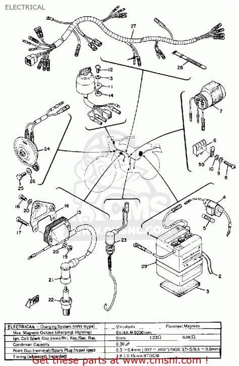 Yamaha Gt80 Wiring Diagram (ePUB/PDF) Free
