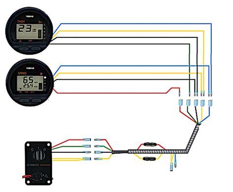 Yamaha Outboard Digital Gauges Wiring Diagram (ePUB/PDF) Free