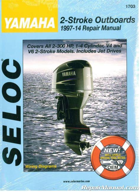 Yamaha Outboards Service Manuals (Free ePUB/PDF)