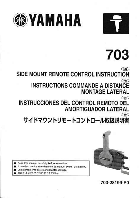 Yamaha Remote Control Manuals (ePUB/PDF) Free