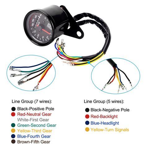 Yamaha Speedometer Wiring Diagram (Free ePUB/PDF)