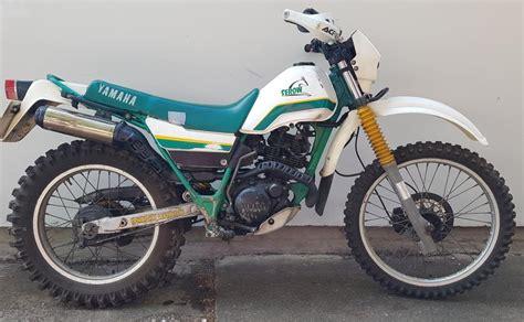 Yamaha Xt225 Xt225 C 1986 2007 Repair Service Manual Pdf ... on