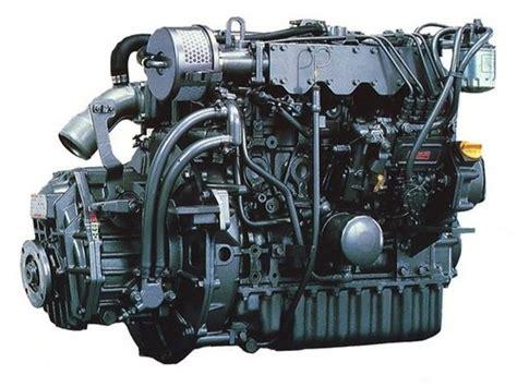 Yanmar 4jh2e 4jh2 Te 4jh2 Hte 4jh2 Dte Marine Diesel Engine