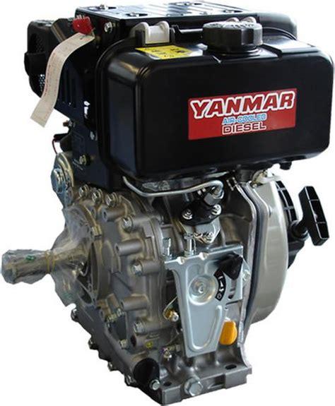 yanmar l40 l100 air cooled la series industrial diesel engines service  repair manual