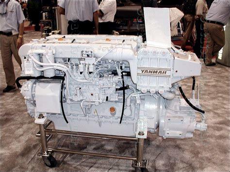 Yanmar Marine Diesel Engine 6cx Gtye Service Repair Manual Instant